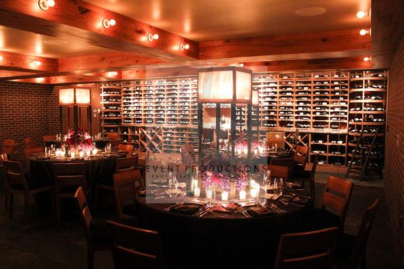 Neil Blake Photography 20th Wedding Anniversary Ninety Acres Culinary Center Wine Cellar At Natirar Nj Photo 1